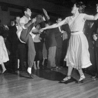 old timey rock dance