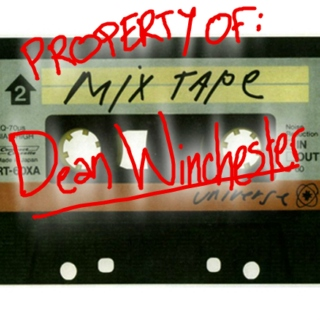 Dean Winchester's Ultimate Mixtape: No Sammys Allowed