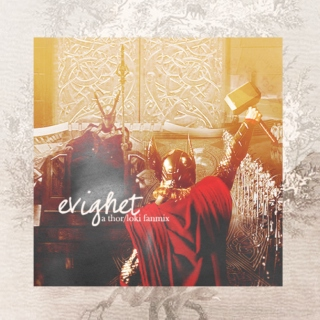 evighet; a thor & loki mythological mix
