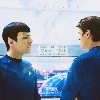 Out of Your Vulcan Mind