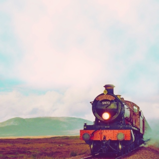 Ultimate LeakyCon Playlist, Part 1: Hogwarts Express