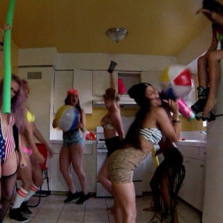 Kitchen Dance Party