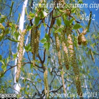 Spring of the southern city (2013, Vol-2)