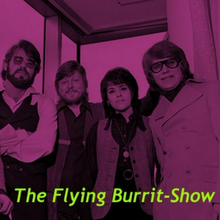 The Flying Burrit-Show 1/25/13