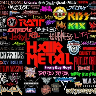 Heavy/Glam/Sleaze/Hair Metal & Hard Rock vol. 1