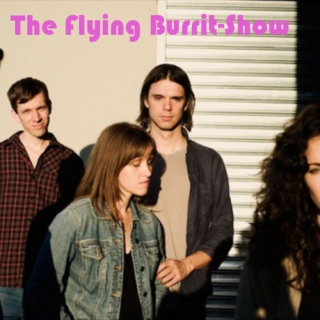 The Flying Burrit-Show 6/12/13