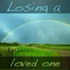 grieving over a lost loved one