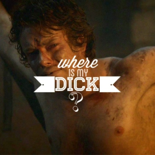 Where is my dick?