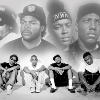 Black Hippy Is Taking Over and U.O.E.N.O.