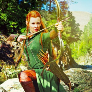 red archer of the great greenwood