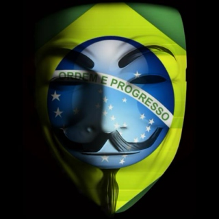 Protest for Brazil