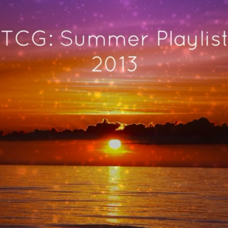 Perfect Summer Playlist 2013