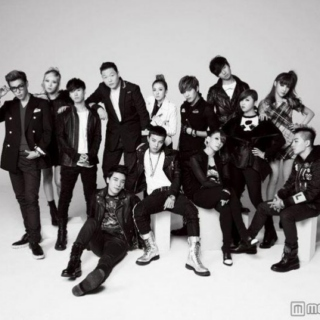 The Fantastic YG Family