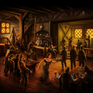 RPG series:Tavern songs