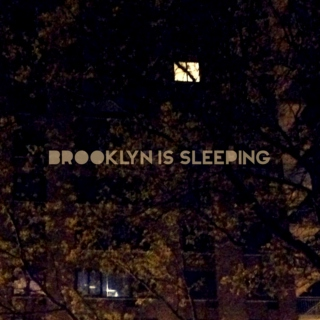 brooklyn is sleeping (a hip hop release)