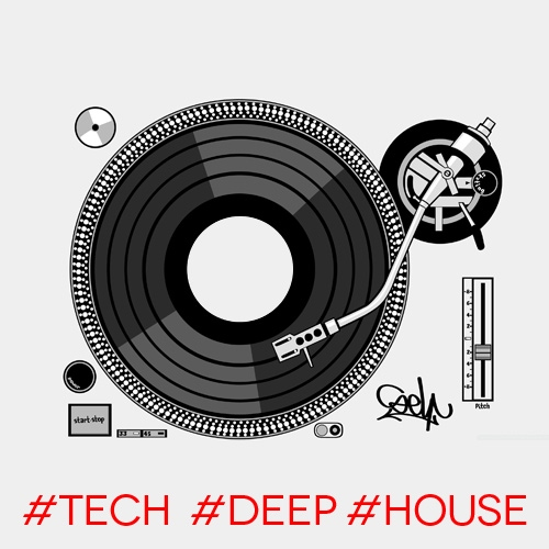 8tracks radio essential tech deep house july 2013 14 for Deep house music tracks