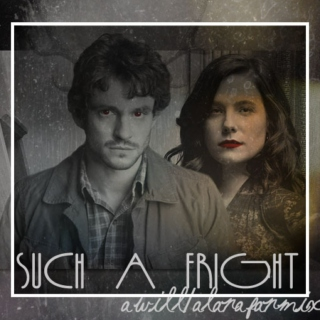 such a fright // a will/alana fanmix