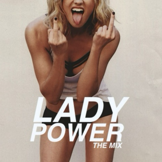 The Lady Power Mix