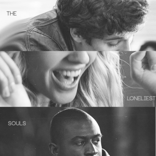 they're the loneliest souls
