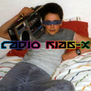 In love with my radio: 1985-87