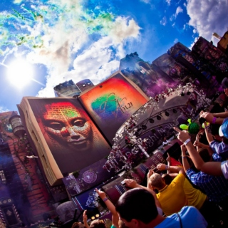 Tomorrowland 2013 Prep. Mix