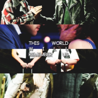 this world will remember us {memorable duets from musicals}
