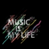 Damn, music is my life!
