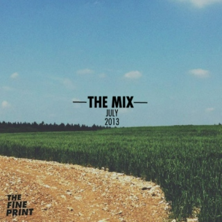THE MIX 7.13