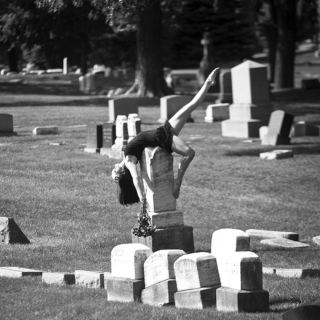 dance in the graveyards