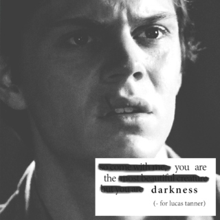 you are the darkness