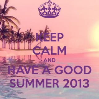 The ulimate Summer 2013 playlist!