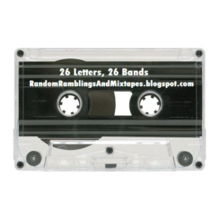 26 Letters, 26 Bands