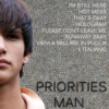 Priorities Man // au romano mix