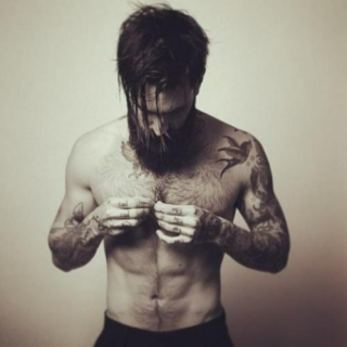 a playlist by guys with beards