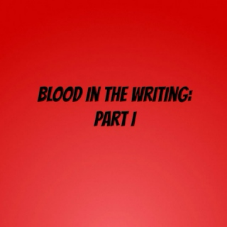 blood in the writing | a loaded march playlist (part 1)