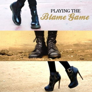 playing the blame game