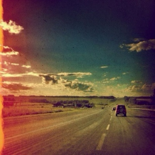 to ride, to ride; a road trip mix