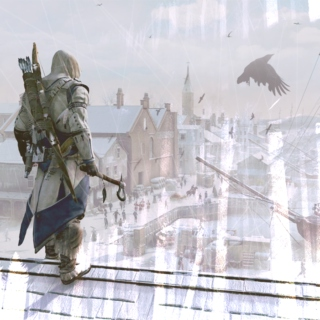 peace is freedom; an assassin's creed 3 mix