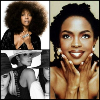 (Some of) My Favorite Black Women