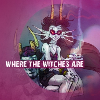 Where The Witches Are ♓ A Battle Witch Mix