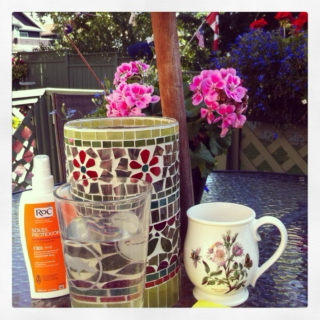 Patio Mix for Mom & Dad