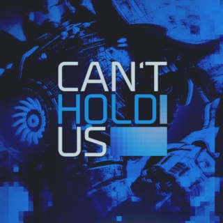 ( can't hold us )