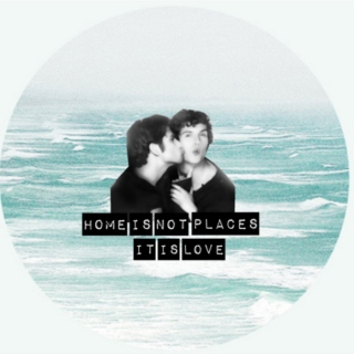 home is not places it is love