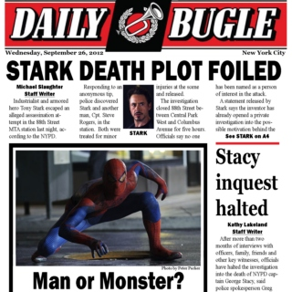 Daily Bugle Articles pt.3
