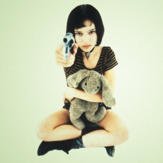 Hanging out with Mathilda