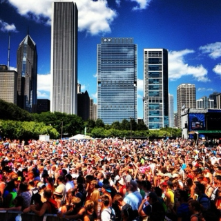 One Week to Lolla