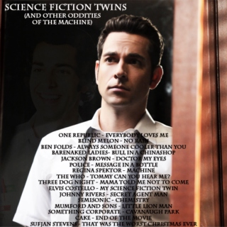 Science Fiction Twins and Other Oddities of the Machine