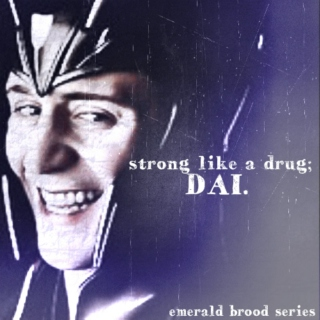 strong like a drug { emerald brood series }
