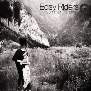 Easy Riders summer 09.mix