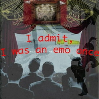 I admit, I was an emo once